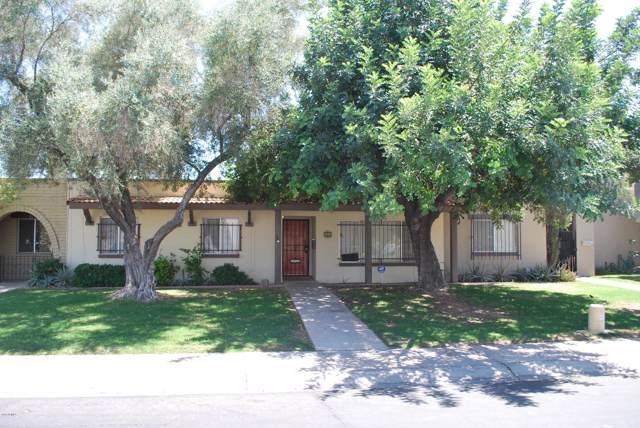 8207 E Rose Lane, Scottsdale, AZ 85250 (MLS #5952856) :: Keller Williams Realty Phoenix