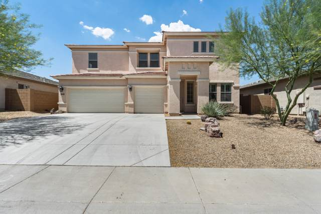 18630 W Mountain View Road, Waddell, AZ 85355 (MLS #5952857) :: The Ford Team