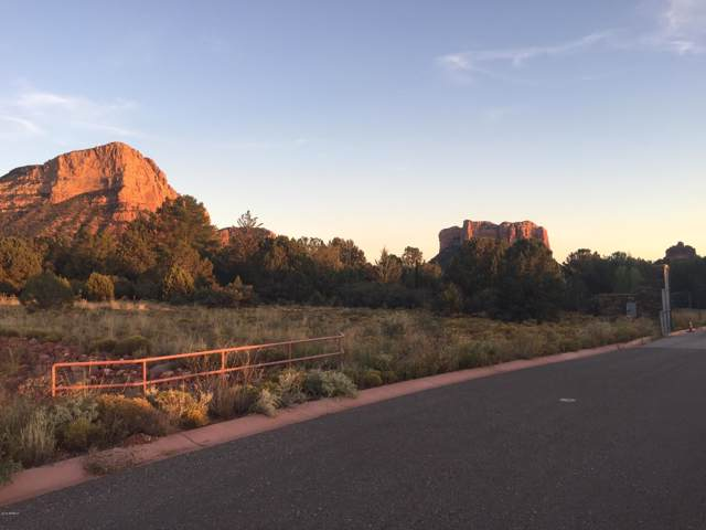 5 Eagle Vistas Way, Sedona, AZ 86336 (MLS #5952868) :: The Pete Dijkstra Team