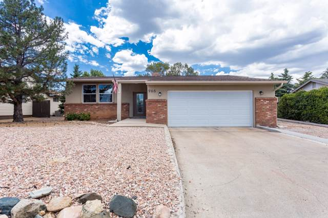 966 N Stirrup High Drive, Dewey, AZ 86327 (MLS #5952872) :: Brett Tanner Home Selling Team