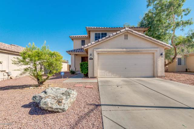 12135 W Scotts Drive, El Mirage, AZ 85335 (MLS #5952910) :: The Laughton Team