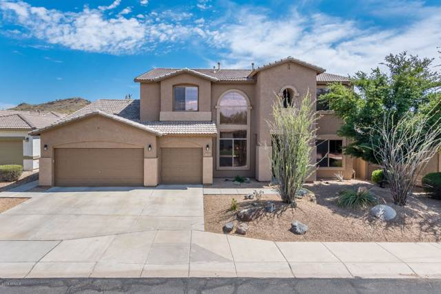 6201 W Hedgehog Place, Phoenix, AZ 85083 (MLS #5952911) :: Brett Tanner Home Selling Team