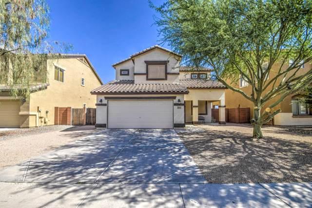 1246 E Prickly Pear Street, Casa Grande, AZ 85122 (MLS #5952923) :: Lucido Agency