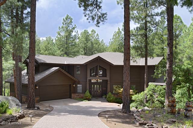 3854 Edward Beale, Flagstaff, AZ 86005 (MLS #5952932) :: Brett Tanner Home Selling Team