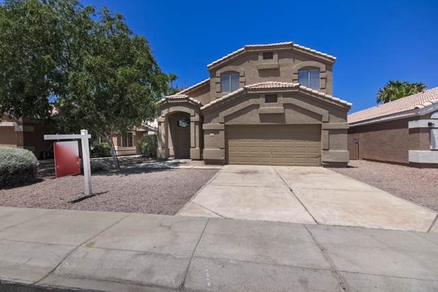 1704 E Saratoga Street, Gilbert, AZ 85296 (MLS #5952937) :: The Kenny Klaus Team