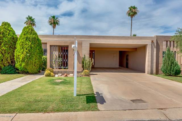 8758 E Via De Viva, Scottsdale, AZ 85258 (MLS #5952959) :: The Pete Dijkstra Team