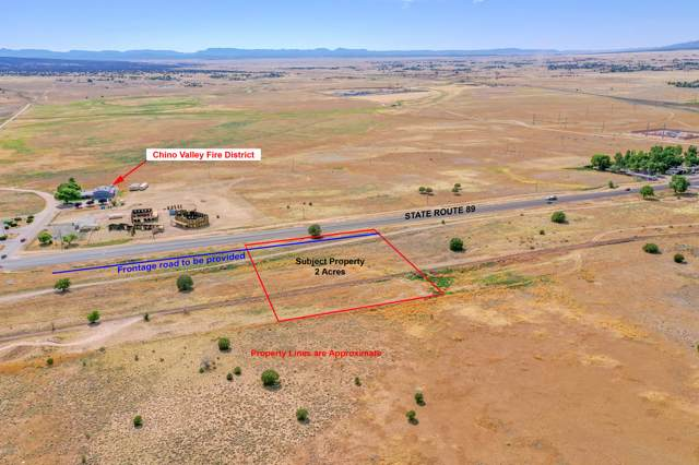 23155 N State Route 89, Paulden, AZ 86334 (MLS #5952960) :: Midland Real Estate Alliance