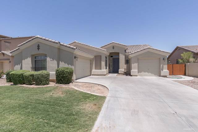 6571 S Ruby Drive, Chandler, AZ 85249 (MLS #5952967) :: The Kenny Klaus Team