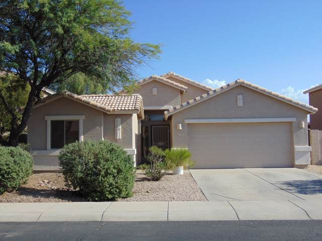 1581 E 12TH Street, Casa Grande, AZ 85122 (MLS #5952970) :: Occasio Realty