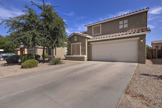 1698 E Bradstock Way, San Tan Valley, AZ 85140 (MLS #5952976) :: Kepple Real Estate Group