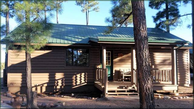 2727 High Pine Loop, Overgaard, AZ 85933 (MLS #5953008) :: Brett Tanner Home Selling Team