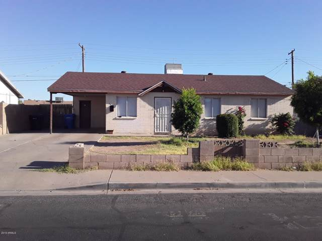 5801 W Osborn Road, Phoenix, AZ 85031 (MLS #5953024) :: CC & Co. Real Estate Team