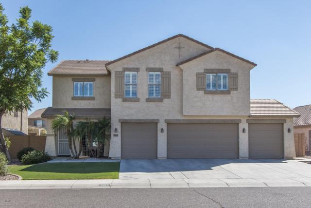 2565 W Goldmine Mountain Drive, Queen Creek, AZ 85142 (MLS #5953046) :: Revelation Real Estate