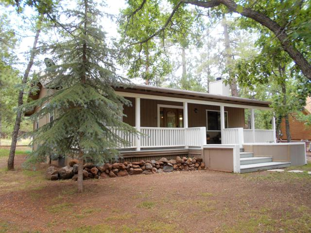 3737 Blacksmith Trail, Pinetop, AZ 85935 (MLS #5953048) :: Riddle Realty
