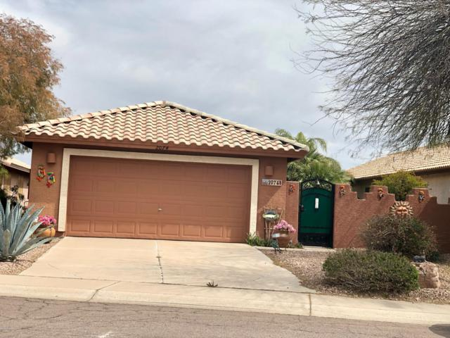 2074 N Sweetwater Drive, Casa Grande, AZ 85122 (MLS #5953055) :: Openshaw Real Estate Group in partnership with The Jesse Herfel Real Estate Group