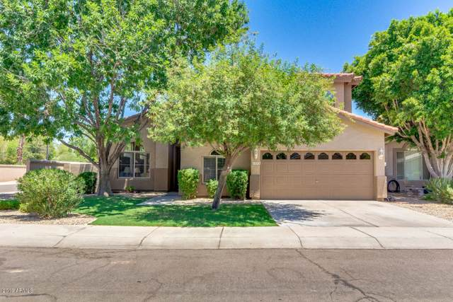 859 N Date Palm Drive, Gilbert, AZ 85234 (MLS #5953061) :: Openshaw Real Estate Group in partnership with The Jesse Herfel Real Estate Group