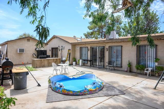 7302 W Montecito Avenue, Phoenix, AZ 85033 (MLS #5953070) :: Revelation Real Estate