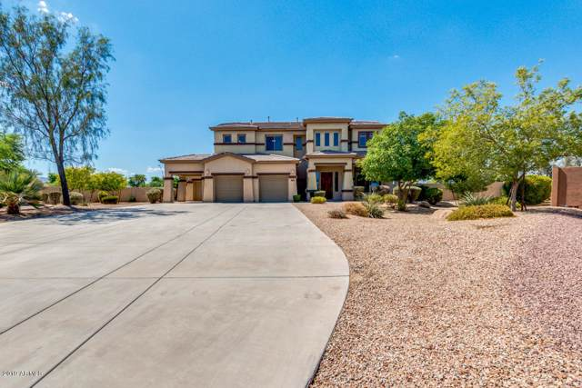 18032 W North Lane, Waddell, AZ 85355 (MLS #5953096) :: The Ford Team