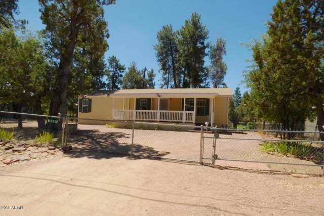 8223 W Lufkin Drive, Pine, AZ 85544 (MLS #5953097) :: Brett Tanner Home Selling Team