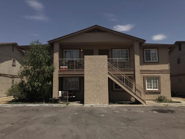 1815 N Spring #102, Mesa, AZ 85203 (MLS #5953098) :: The Bill and Cindy Flowers Team
