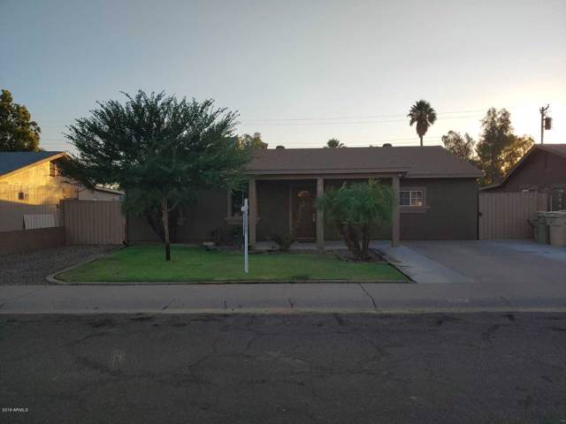 5620 N 63RD Drive, Glendale, AZ 85301 (MLS #5953124) :: The Kenny Klaus Team