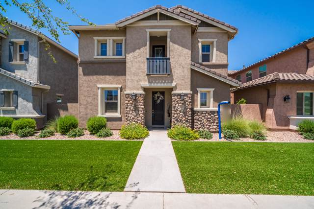 3636 E Vest Avenue, Gilbert, AZ 85295 (MLS #5953130) :: Openshaw Real Estate Group in partnership with The Jesse Herfel Real Estate Group