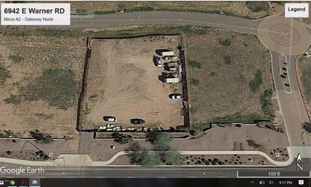 6942 E Warner Road, Mesa, AZ 85212 (MLS #5953132) :: CC & Co. Real Estate Team