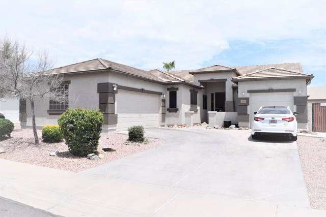 17584 W Crocus Drive, Surprise, AZ 85388 (MLS #5953138) :: Brett Tanner Home Selling Team