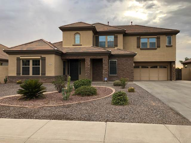 4722 S Griswold Street, Gilbert, AZ 85297 (MLS #5953142) :: Openshaw Real Estate Group in partnership with The Jesse Herfel Real Estate Group
