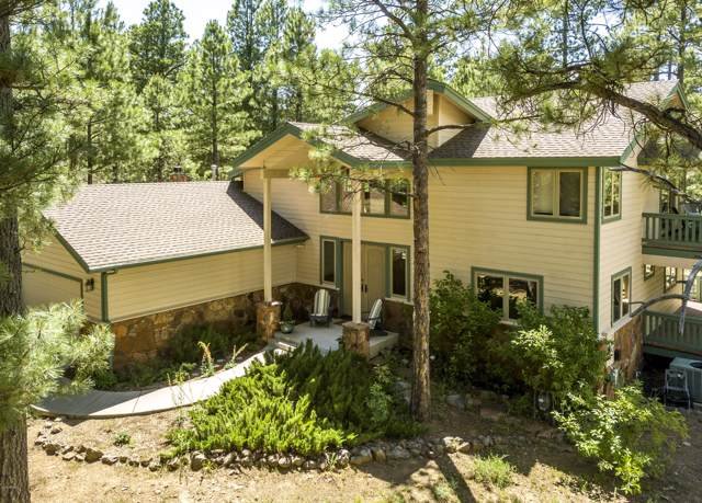 2562 Hart Merriam, Flagstaff, AZ 86005 (MLS #5953149) :: CC & Co. Real Estate Team