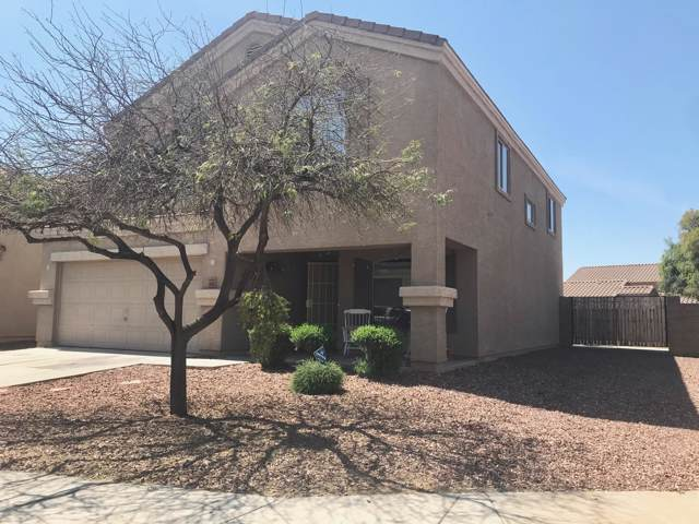 4708 N 108TH Avenue, Phoenix, AZ 85037 (MLS #5953155) :: Yost Realty Group at RE/MAX Casa Grande