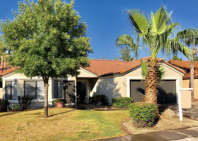 1501 N Piedmont Drive, Gilbert, AZ 85234 (MLS #5953163) :: CC & Co. Real Estate Team