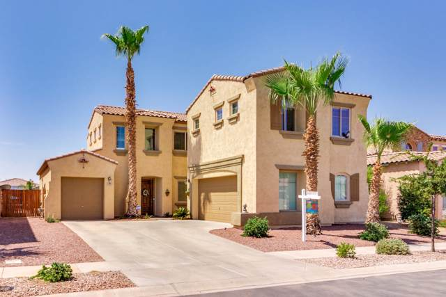 721 E Indian Wells Place, Chandler, AZ 85249 (MLS #5953165) :: Power Realty Group Model Home Center