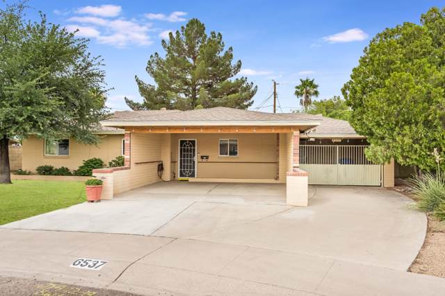 6537 N 16TH Drive, Phoenix, AZ 85015 (MLS #5953167) :: Openshaw Real Estate Group in partnership with The Jesse Herfel Real Estate Group