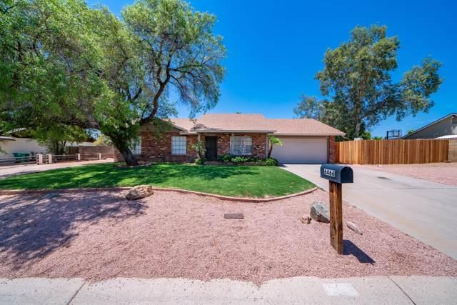 6466 E Julep Street, Mesa, AZ 85205 (MLS #5953192) :: Occasio Realty