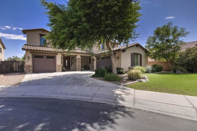 1411 E Coconino Drive, Chandler, AZ 85249 (MLS #5953193) :: Power Realty Group Model Home Center
