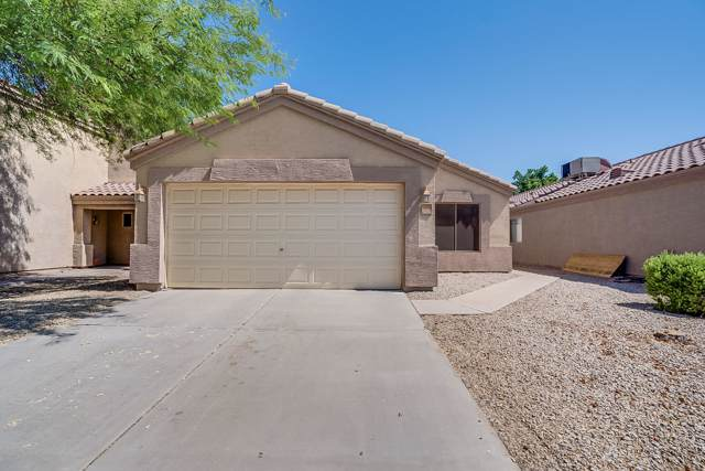 10852 E Wier Avenue, Mesa, AZ 85208 (MLS #5953194) :: Keller Williams Realty Phoenix