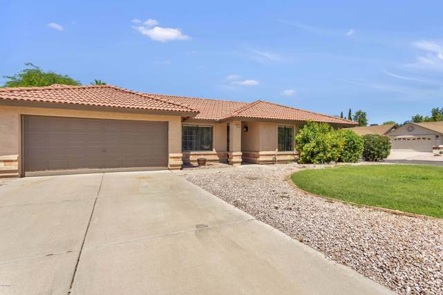 920 N Shannon Circle, Mesa, AZ 85205 (MLS #5953242) :: Keller Williams Realty Phoenix