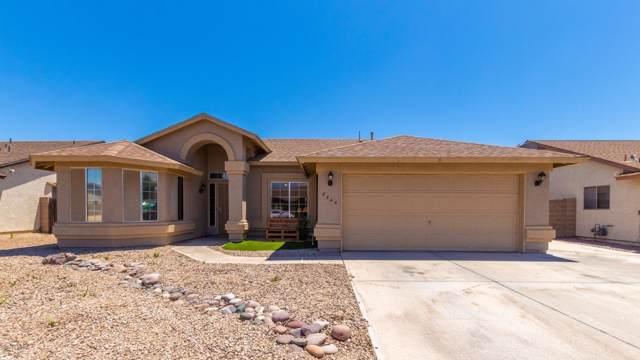 8545 W Tuckey Lane, Glendale, AZ 85305 (MLS #5953244) :: Revelation Real Estate