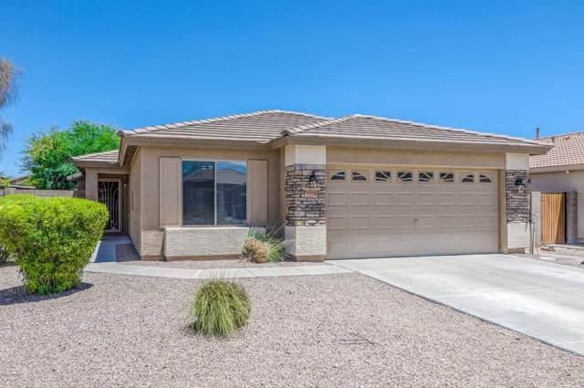 2104 W Allens Peak Drive, Queen Creek, AZ 85142 (MLS #5953250) :: The Pete Dijkstra Team