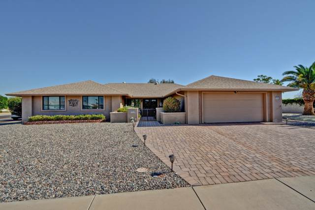 17421 N 123RD Drive N, Sun City West, AZ 85375 (MLS #5953251) :: Occasio Realty