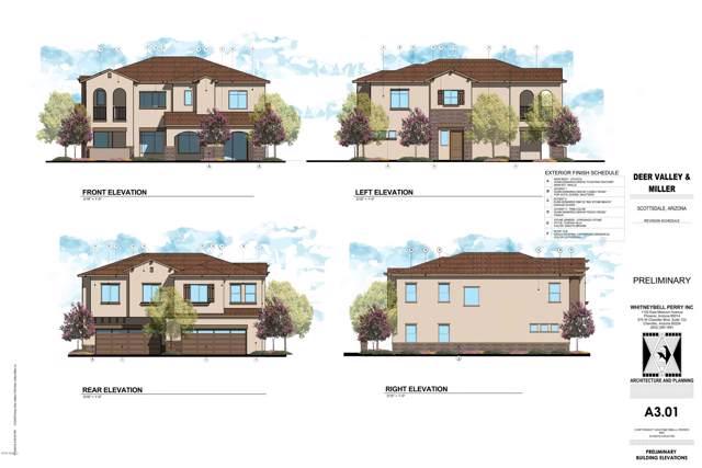 21818 N Miller Road, Scottsdale, AZ 85255 (MLS #5953264) :: Keller Williams Realty Phoenix