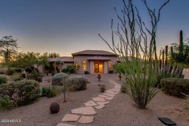 26510 N Paso Trail, Scottsdale, AZ 85255 (MLS #5953272) :: The W Group