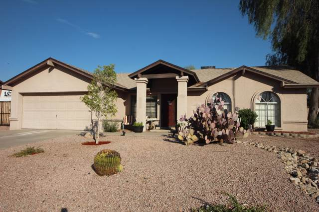 6463 E Julep Street, Mesa, AZ 85205 (MLS #5953283) :: Keller Williams Realty Phoenix
