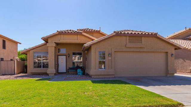 2709 N 122nd Avenue, Avondale, AZ 85392 (MLS #5953301) :: Nate Martinez Team