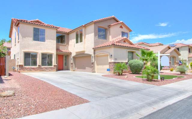 43328 W Wallner Drive, Maricopa, AZ 85138 (MLS #5953309) :: CC & Co. Real Estate Team
