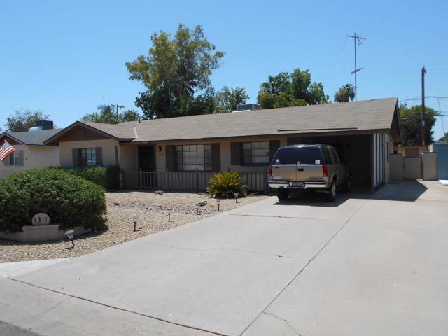 4311 E Flower Street, Phoenix, AZ 85018 (MLS #5953323) :: Nate Martinez Team