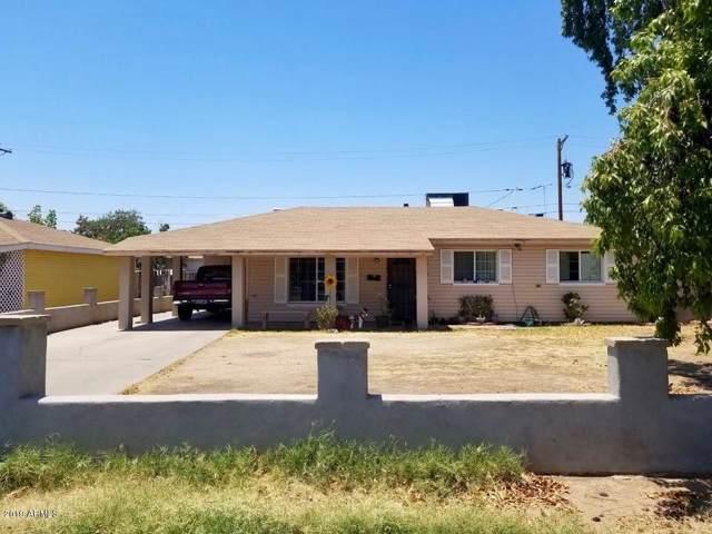 4430 N 48TH Drive, Phoenix, AZ 85031 (MLS #5953335) :: Occasio Realty