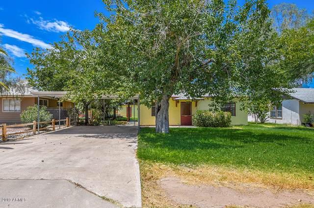 1125 N Kadota Avenue, Casa Grande, AZ 85122 (MLS #5953338) :: CC & Co. Real Estate Team