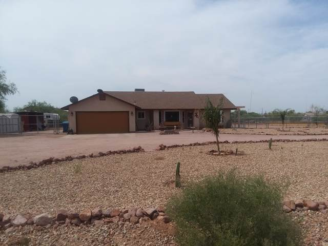 5489 E Broadway Avenue, Apache Junction, AZ 85119 (MLS #5953348) :: Occasio Realty